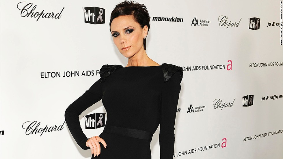 "Victoria Beckham is known for sharp lines, from her clothing to her poses, and her hair plays a part. Although she's been seen wearing it on the longer side occasionally, <a href=""http://www.elle.com/beauty/hair/victoria-beckhams-hairstyles-short-cuts-beyond-340636"" target=""_blank"">her short, precise cuts</a> have set trends."
