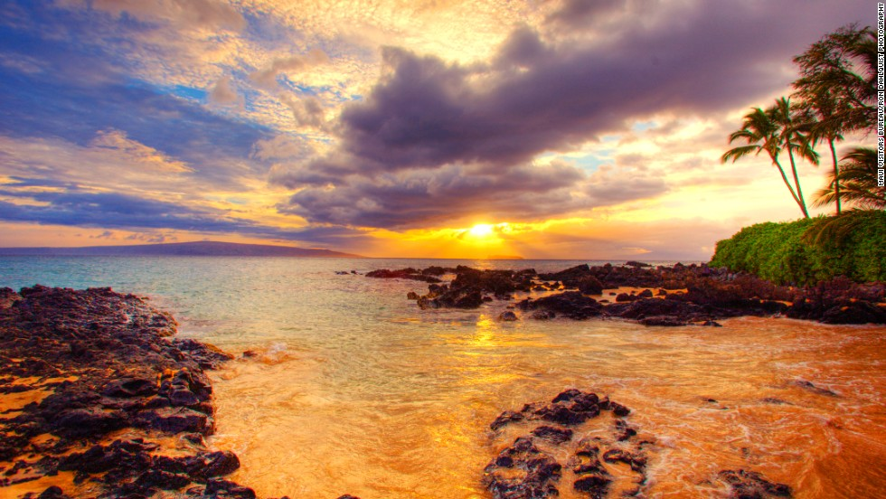 A renowned island beauty, Maui isn't too surprising an inclusion among best U.S. islands, at no. 5.