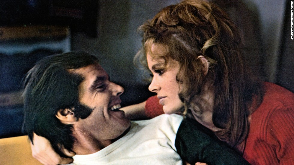 "Black was nominated for an Oscar for her role in the 1970 film ""Five Easy Pieces."""