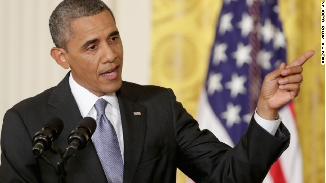 Obama on Egypt: Violence needs to stop