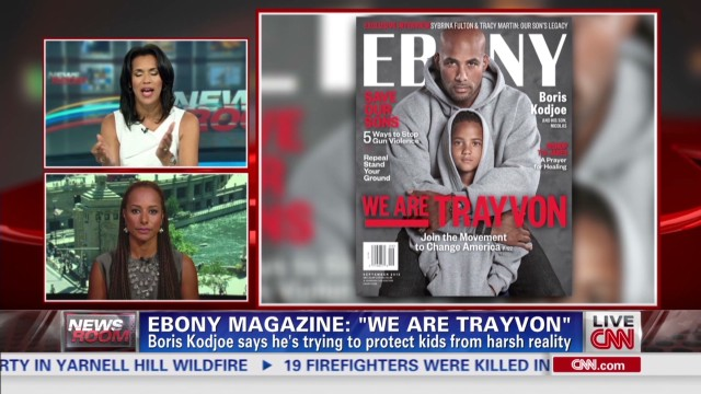 Ebony Magazine: 'We are Trayvon'