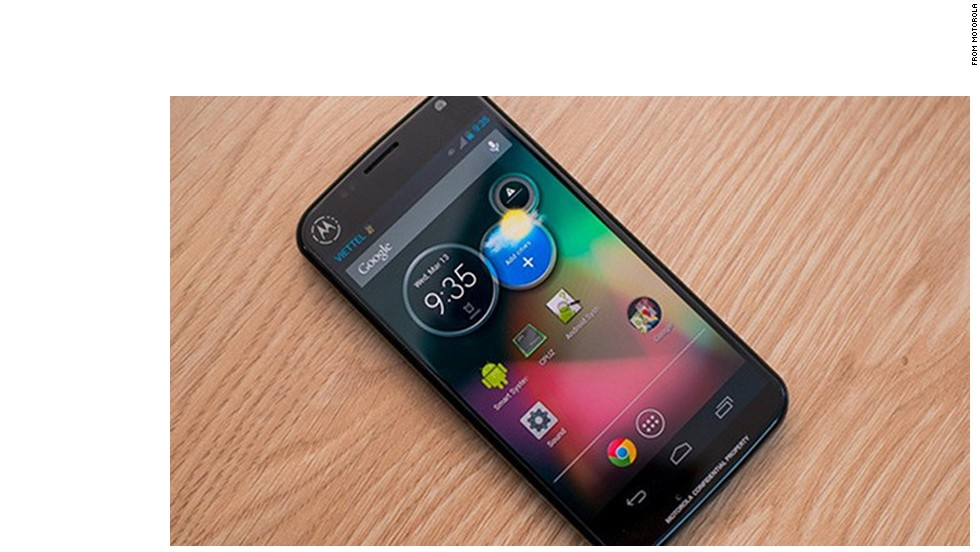 Google has sold Motorola to Lenovo, but the Moto X still has its admirers. The Moto X claims to be the first phone manufactured in the U.S. Hands-free voice controls allow you to operate the phone without touching it -- a handy trick if you're across the room -- and it's highly customizable.