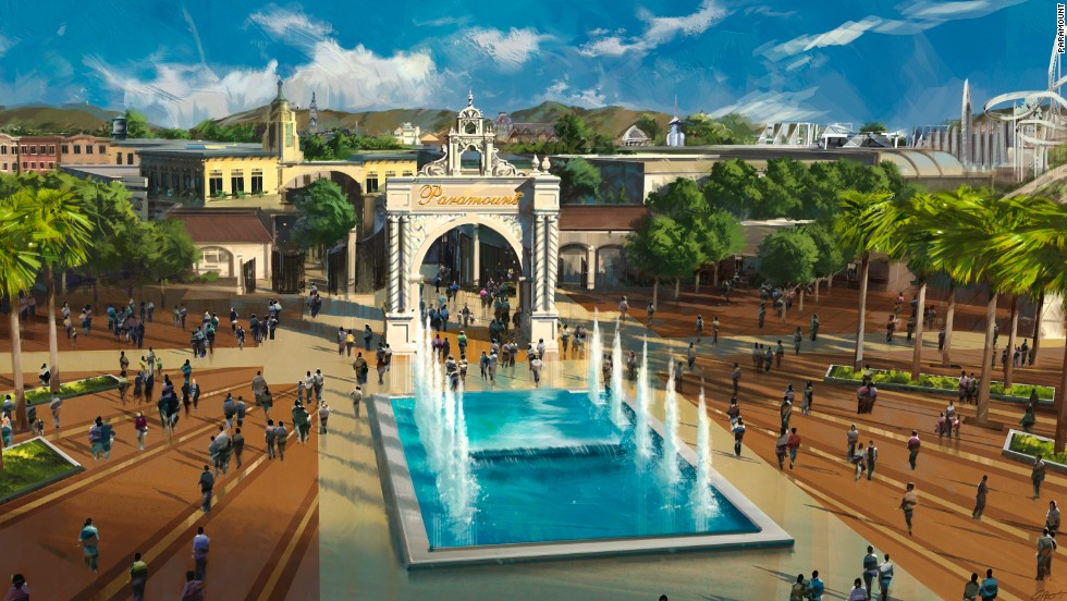 Murcia was chosen as the location for this theme park because of its sunny climate -- on average the area gets 300 days of sun a year. <strong>Opening date</strong>: mid-2015.