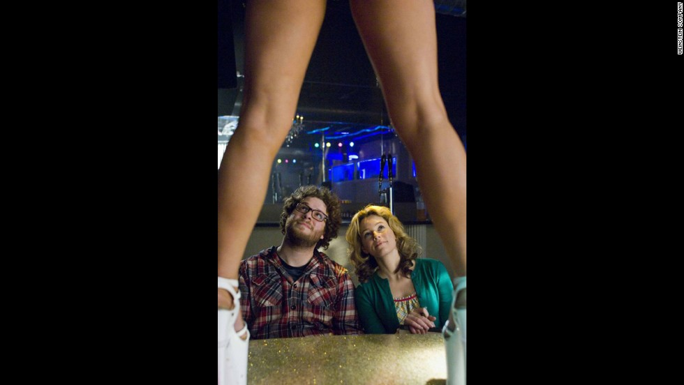 "The title of the 2008 film ""Zack and Miri Make a Porno"" sort of says it all. Seth Rogen and Elizabeth Banks star as a pair of roomies who decide to make a porn film to pay their bills."