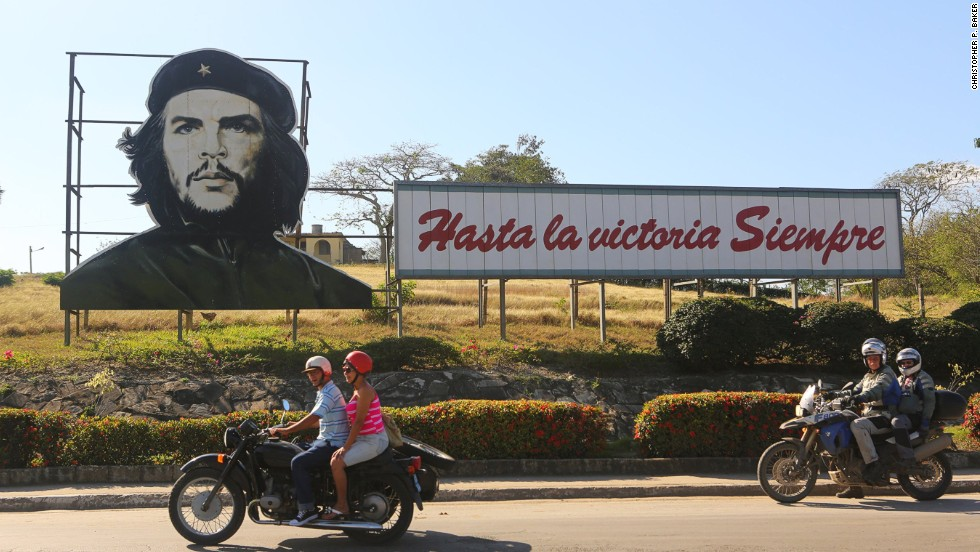 For five decades forbidden fruit, Cuba recently opened to U.S. citizens on licensed group motorcycle tours offered by Texas-based MotoDiscovery.