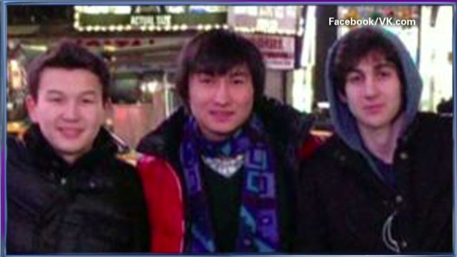 Tsarnaev's friends plead not guilty
