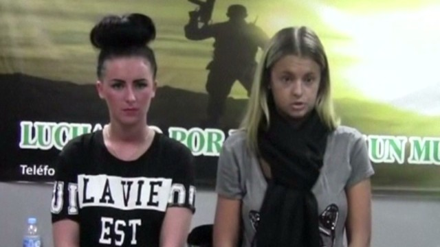 British women accused of smuggling drugs