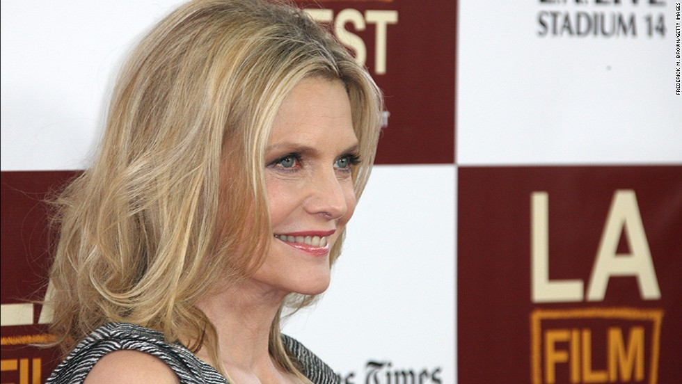 Michelle Pfeiffer is still fabulous at 56.