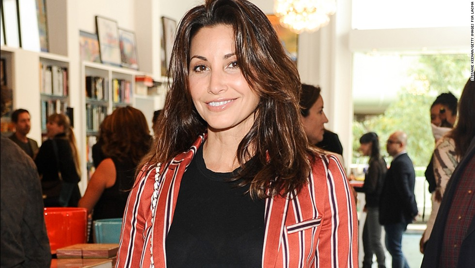 """Gina Gershon could easily don her skimpy """"Showgirls"""" outfits at 52."""