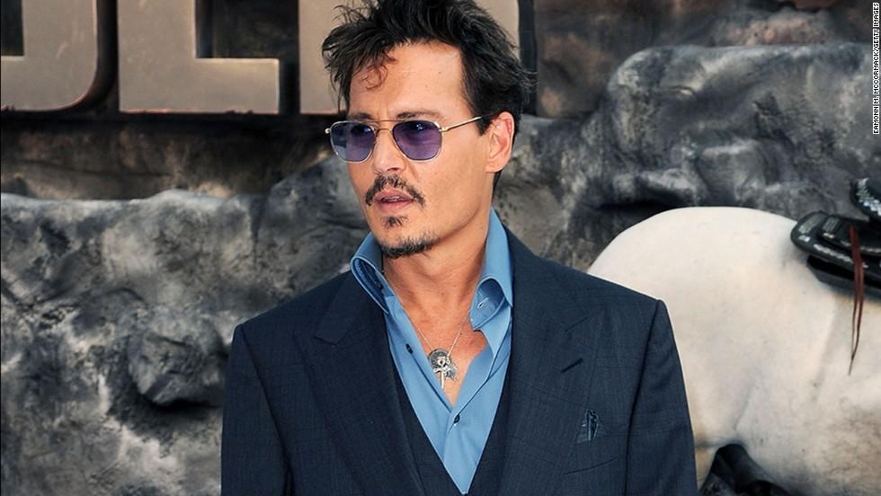 It's hard to believe Johnny Depp is 51.