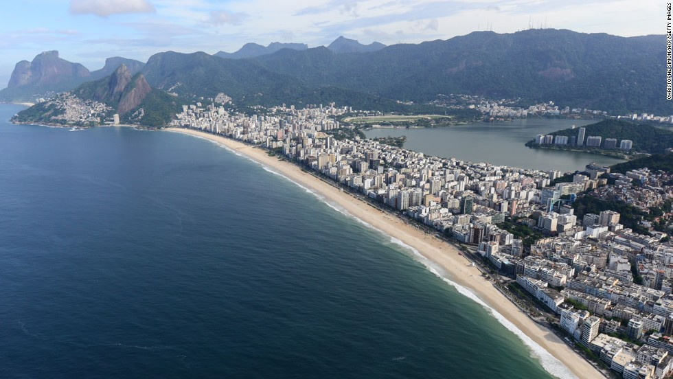 "World Cup guests take note -- a ""cheap date"" in Rio will run you just $59."