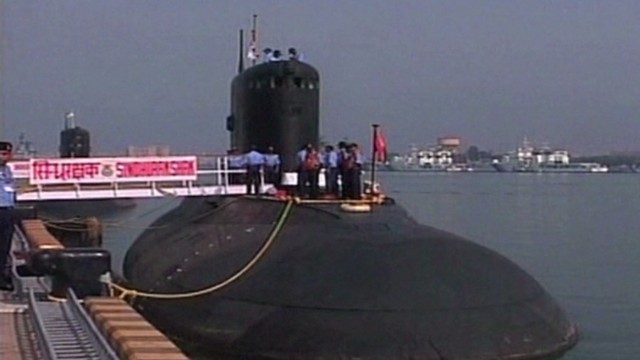 18 feared dead in submarine explosion