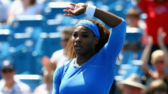 Serena faces test in US Open
