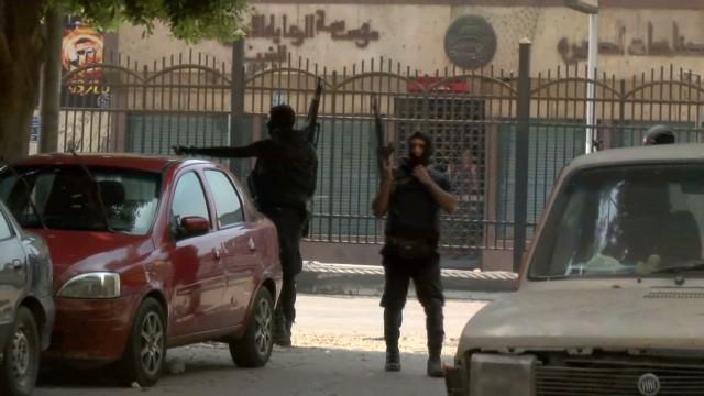 Egypt: Tear gas, intimidation and death