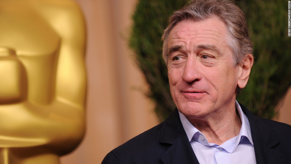 Robert De Niro has been an indelible presence on the big screen for more than 40 years. He has been nominated for Oscars seven times and won twice.
