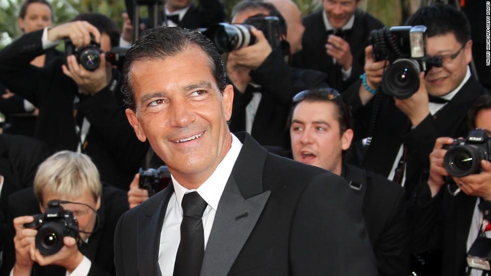 Antonio Banderas is still a stunner at 54.
