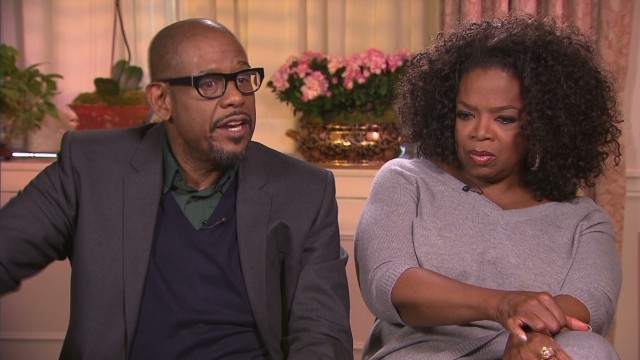 Anderson speaks to 'The Butler' stars