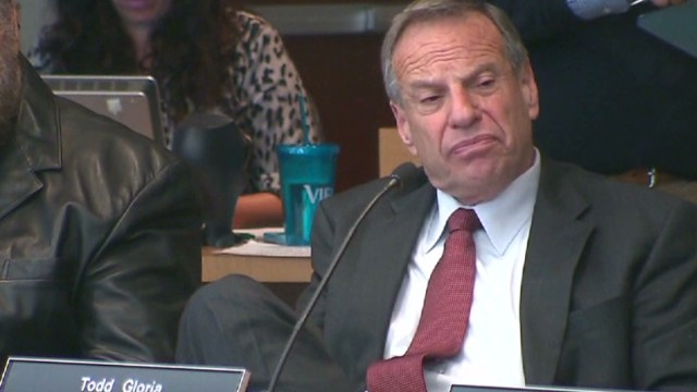 San Diego seeking to oust Filner