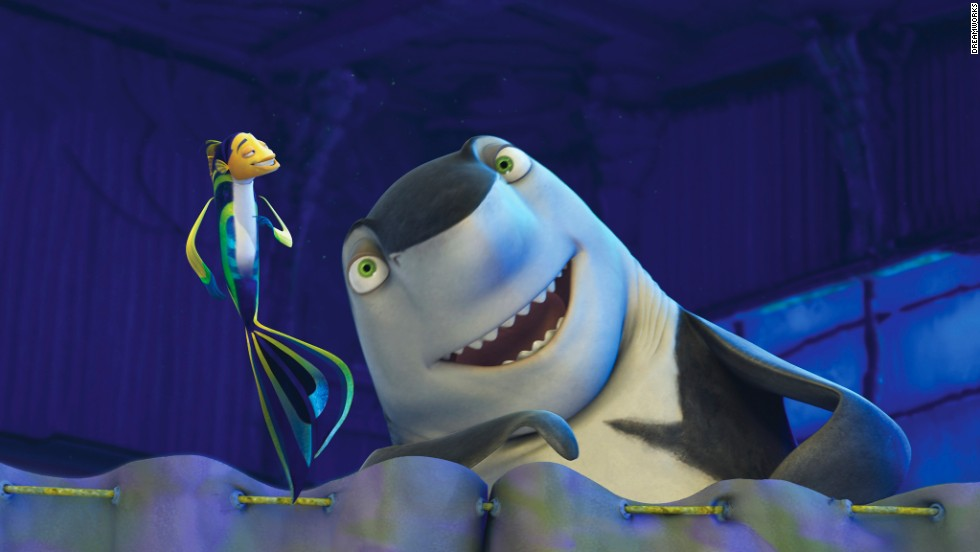 "In 2004, the shark wave rolled on with DreamWorks' ""Shark Tale,"" featuring the voices of Will Smith, Angelina Jolie, Renee Zellweger and Jack Black as Lenny the shark. With Hans Zimmer composing, the soundtrack had just as much bite."