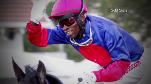 Master jockey's rise to the top