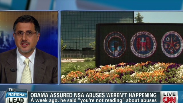 Reporter reveals thousands of NSA abuses