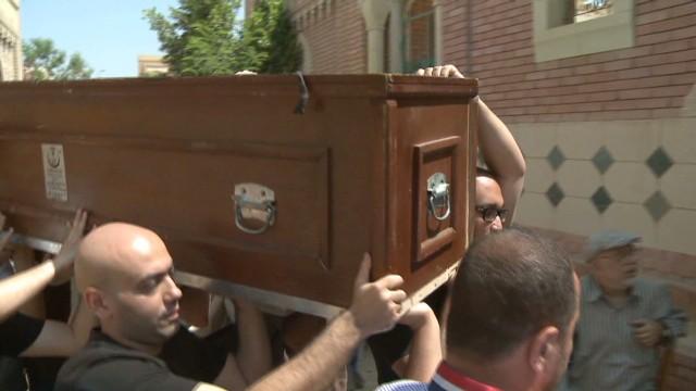 Mourning Brotherhood leader's loss