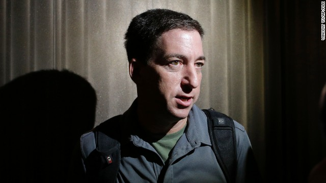 Greenwald: Journalism is not terrorism