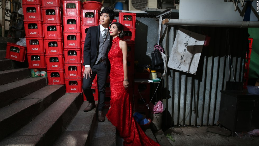 Chan Wing Hung and Szeto Weng Ian go for street glamor in their shoot.