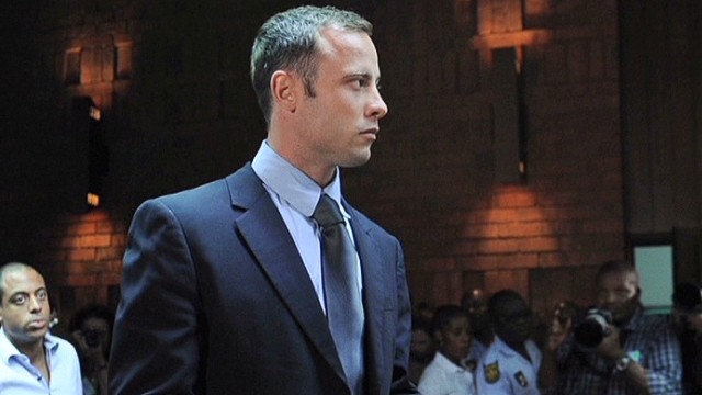 Oscar Pistorius indicted for murder