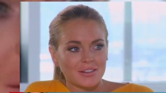 Lindsay Lohan tells all