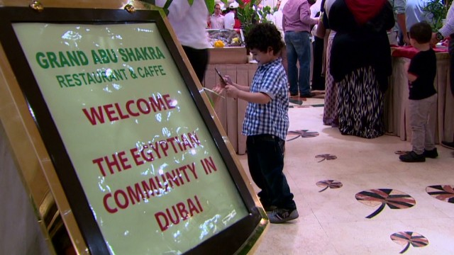 Why Egyptians are heading to Dubai
