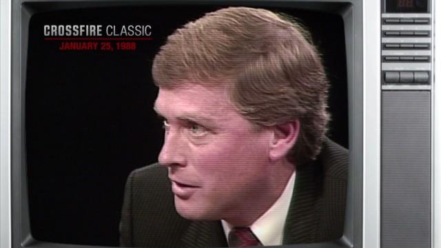 Crossfire Classic: Quayle on Gorbachev