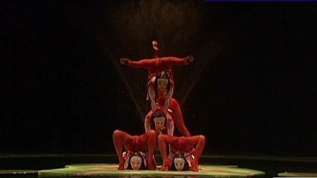 Stars of Cirque du Soleil