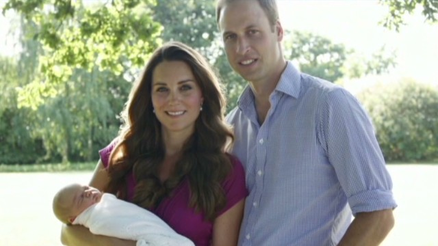 New photos of Prince George