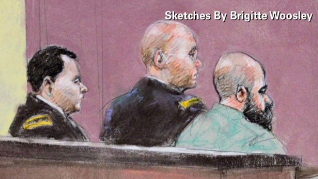 Will Nidal Hasan take the stand?