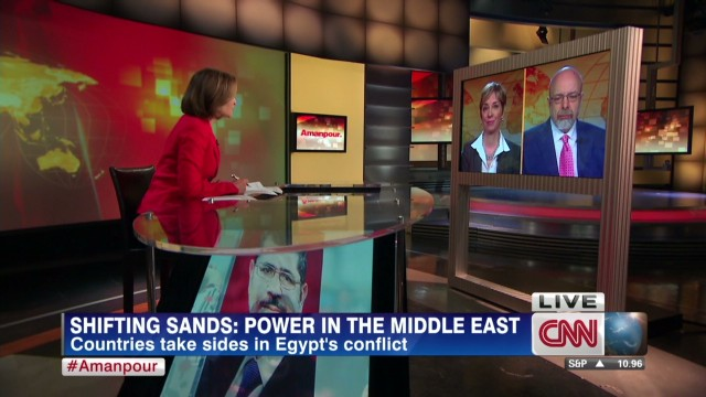 Shifting sands: Power in the Middle East