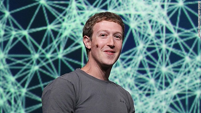 Zuckerberg pushes web access for all