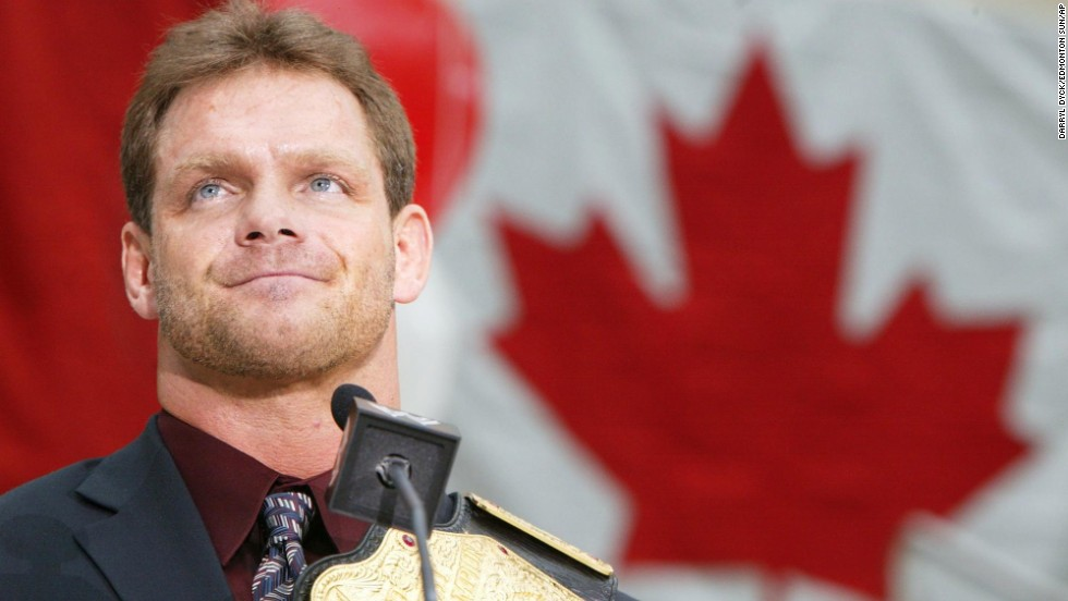Wrestler Chris Benoit was found dead at his suburban Atlanta home along with his wife, Nancy, and son in an apparent murder-suicide. Testing found that the damage to his brain was similar to that of an elderly Alzheimer's patient.