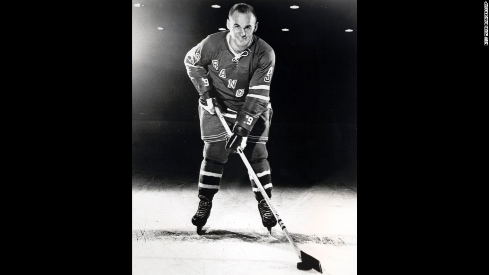Reggie Fleming, who played for six NHL teams, was the first hockey player to be diagnosed with CTE.