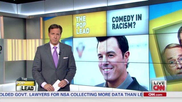 Seth MacFarlane offends with new show