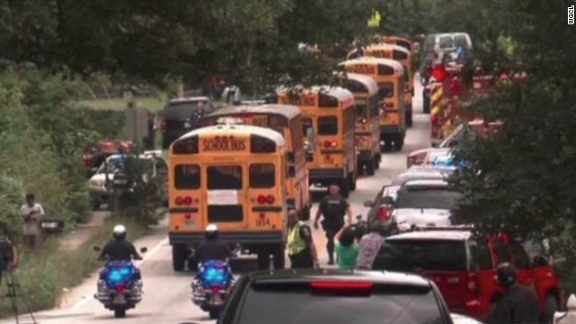 Hear 911 call from Georgia school shooting