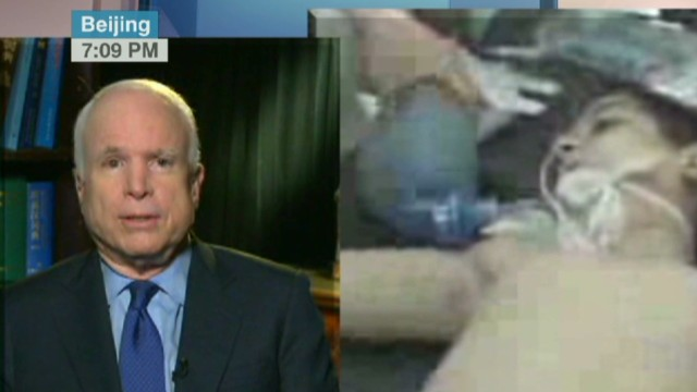 McCain: Syria's actions 'horrific'
