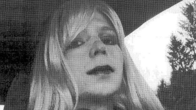 """Bradley Manning: """"I am Chelsea Manning"""" (2013)"""