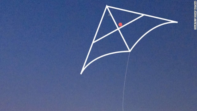 'Smart kites' track air quality