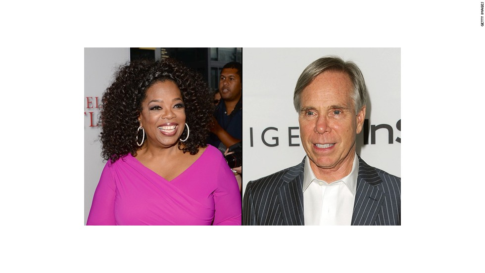 "This one caused such an issue that Oprah Winfrey felt <a href=""http://www.dailymotion.com/video/x20hvs_tommy-hilfiger-on-tv-proves-rumors_people"" target=""_blank"">compelled to invite Tommy Hilfiger on her show</a> to prove she never kicked him off it. Every few years the story pops up that the designer was asked to leave Winfrey's show after he said he didn't want African-Americans and Asians wearing his clothes. So not true."
