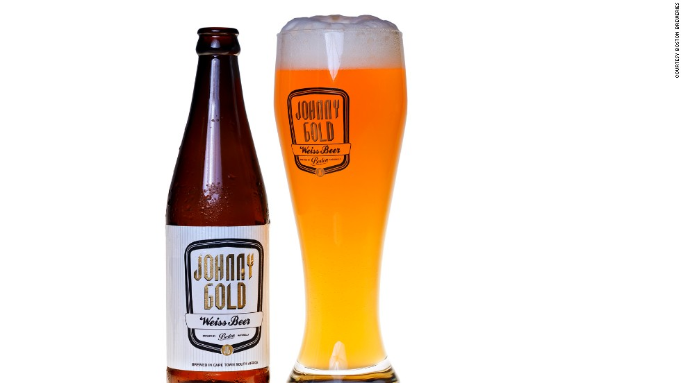 Its craft beers range from lagers to stouts and wheat beers,  like Johnny Gold.