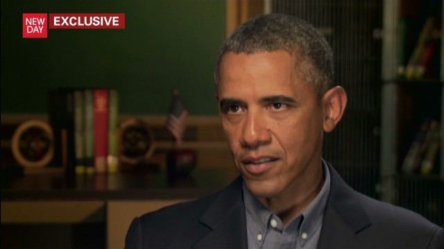 Obama: People 'concerned' about NSA