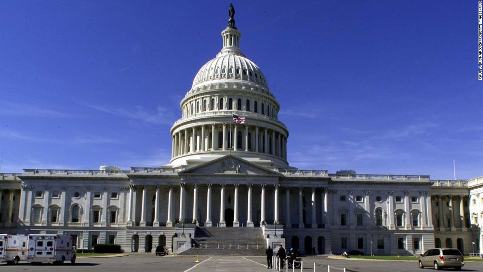 Ohio man arrested for plotting attack on U.S. Capitol