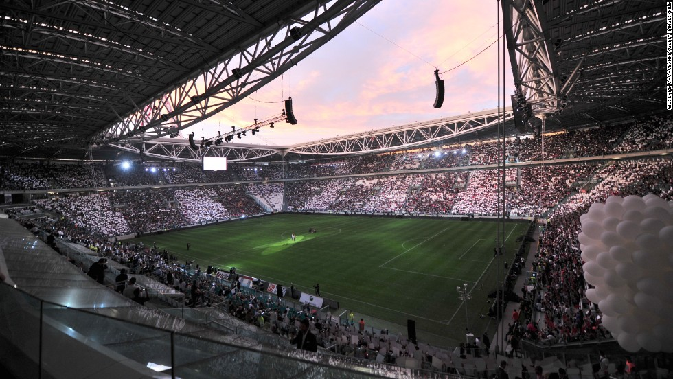 The club moved from the dilapidated Stadio delle Alpi to the new Juventus Stadium in 2011. It is smaller, but attendances are up -- as is revenue. Agnelli is hoping other clubs in Serie A with old stadiums will follow Juve's lead.