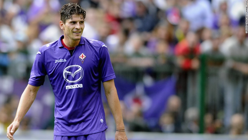 Fiorentina has also been active in the transfer market, pulling off an impressive coup by signing striker Mario Gomez from European champions Bayern Munich.